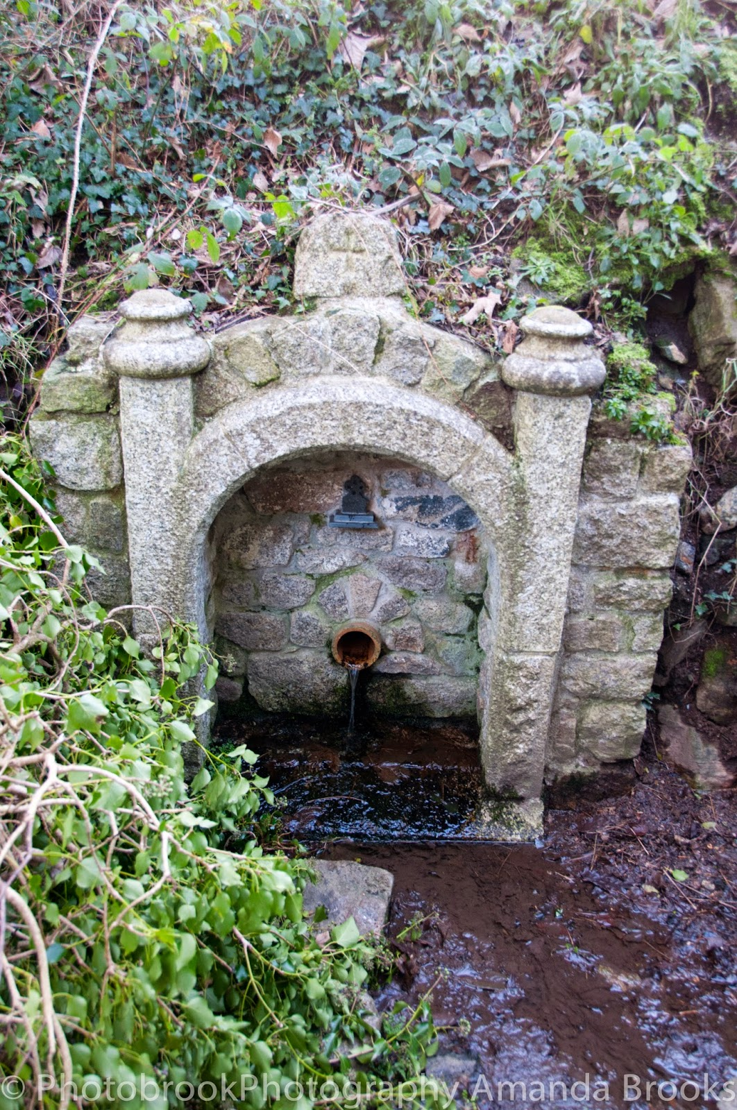 Cornish Holy well - Ruthvoes