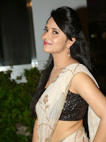 Anasuya New photos at Mosagallaku Mosagadu audio-cover-photo