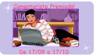 Promoção: Comentarista Premiado!