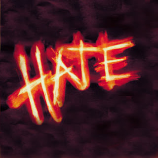 Hate written in fire