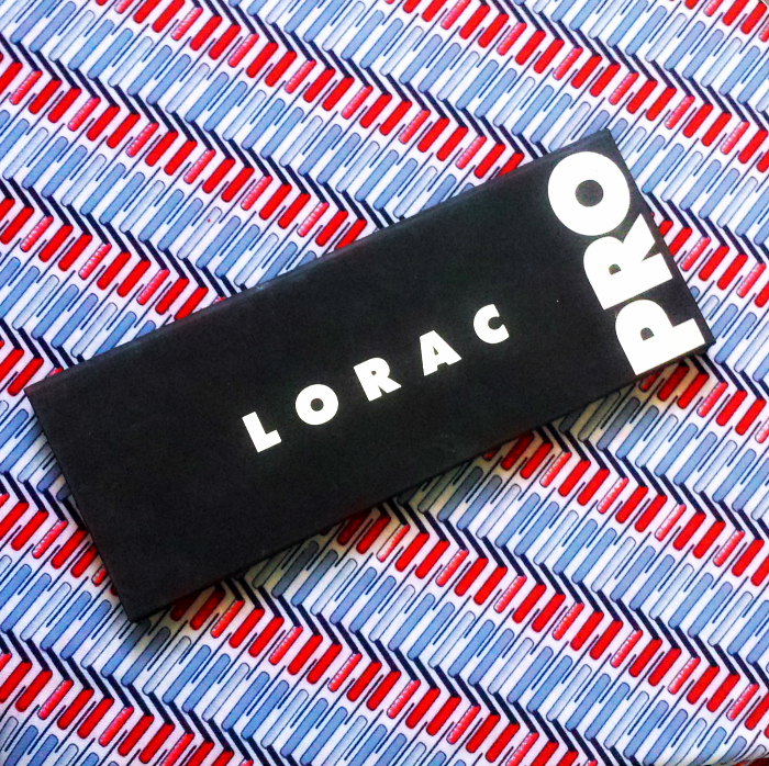 LORAC PRO PALETTE review swatches asian skin tone nc25