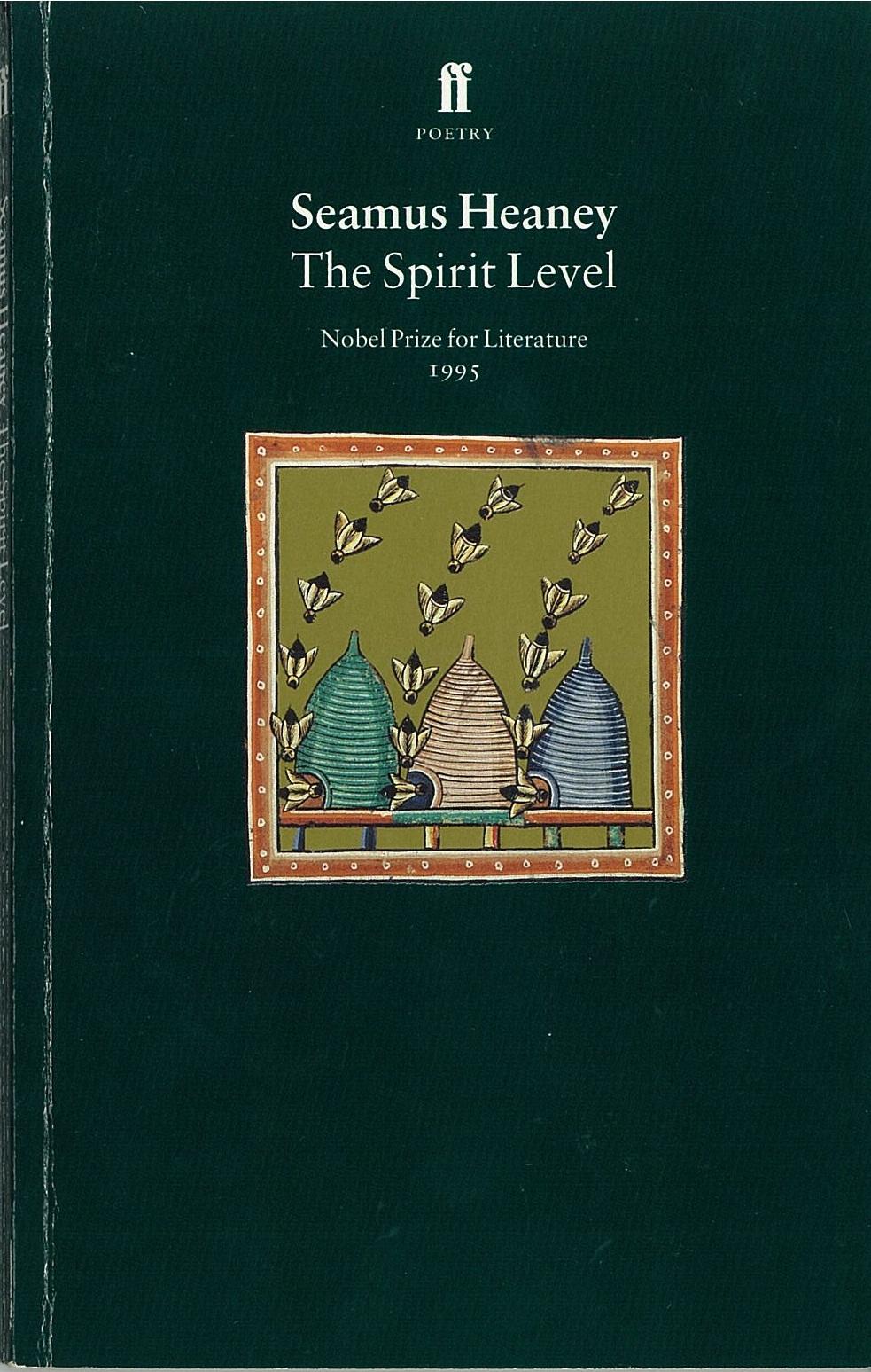 the spirit level by seamus heaney essay