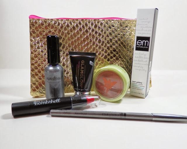 November 2013 Ipsy Glam Bag