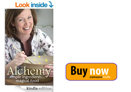 Hester Casey, Alchemy - A Cookbook - buy it now on Amazon.com