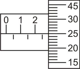 Physics In Man Kronjo Tugas Untuk Kelas X 1 Sampai X 6 Jangka Sorong Dan Mikrometer Sekrup