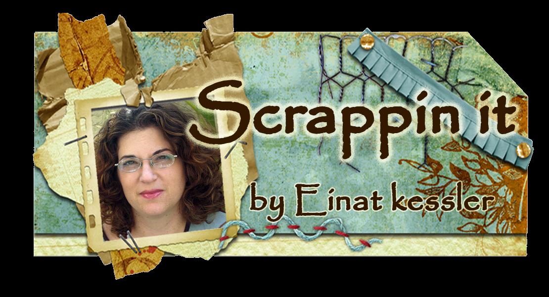 scrappin it