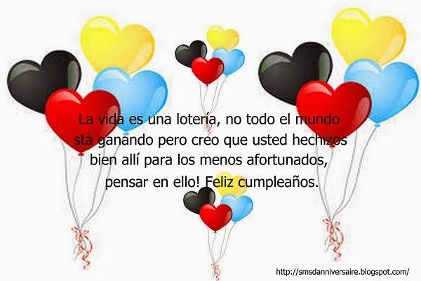joyeux anniversaire cousine en espagnol