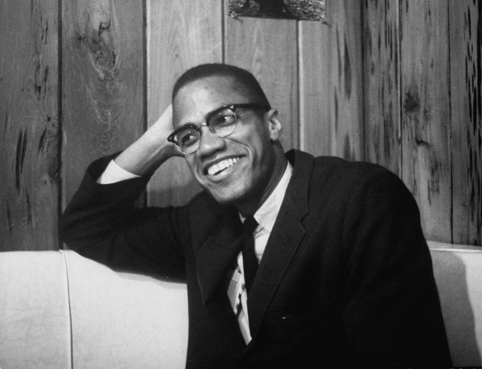 Quotes About Smiling And Being Happy Happy Malcolm X...