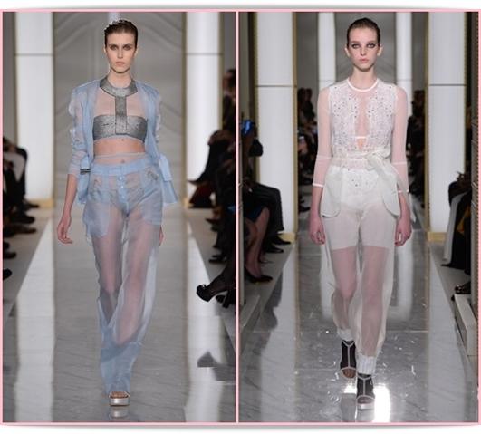 La Perla Frühjahr/Sommer 2015 Haute Couture Kollektion