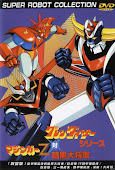 GREAT MAZINGER- GETTER ROBOT-GRENDIZER
