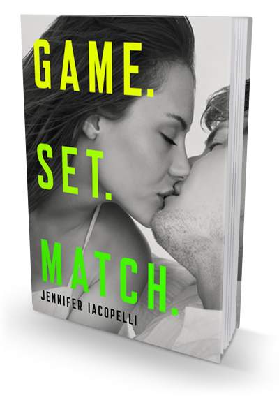 Review: Game. Set. Match. by Jennifer Iacopelli