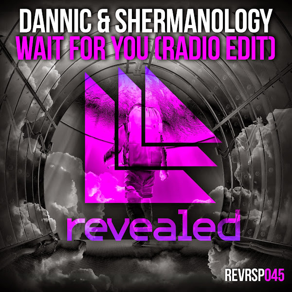 Dannic - Wait For You (Radio Edit) - Single  Cover