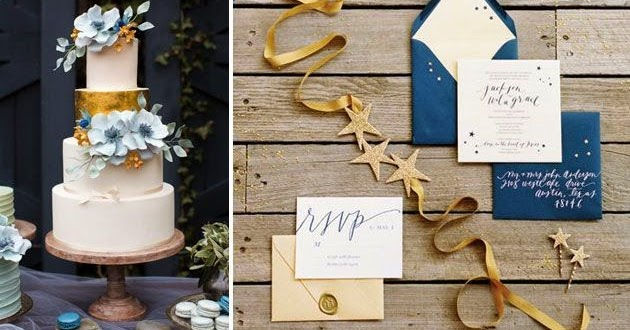 A Starry Night Theme Wedding | Wedding Stuff Ideas