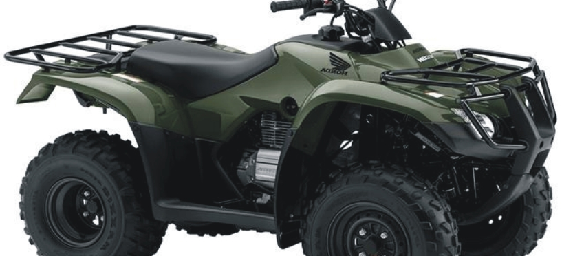 2012 Honda Fourtrax Recon 250 Specifications And Pictures