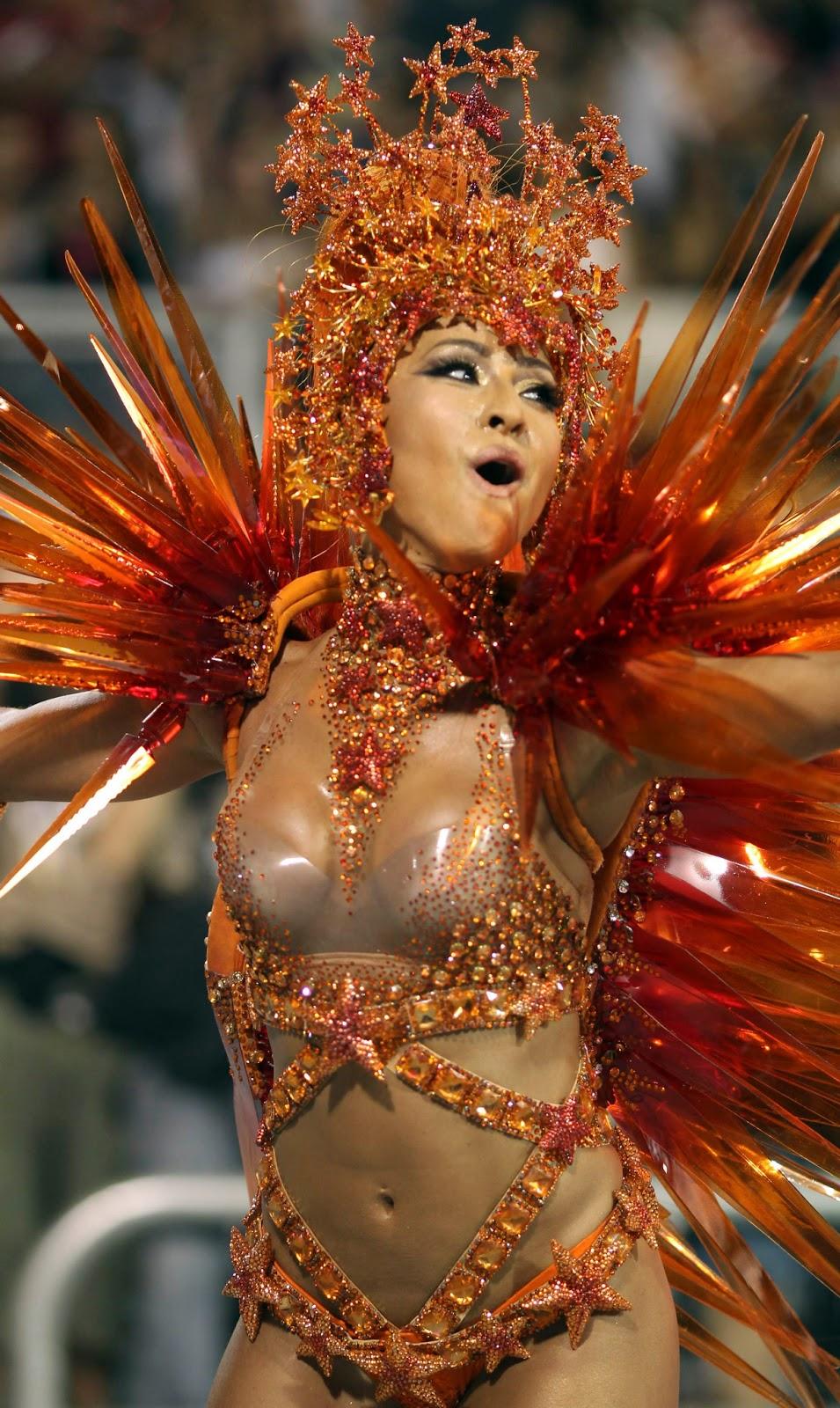 Rio Carnival 2012: Brazlian Beauties on Parade - Sabrina Sato