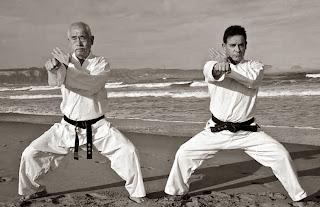 Hiromichi Kohata y Javier Gon