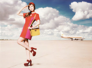 SNSD Jessica Girls Generation II Girls & Peace Photos 2
