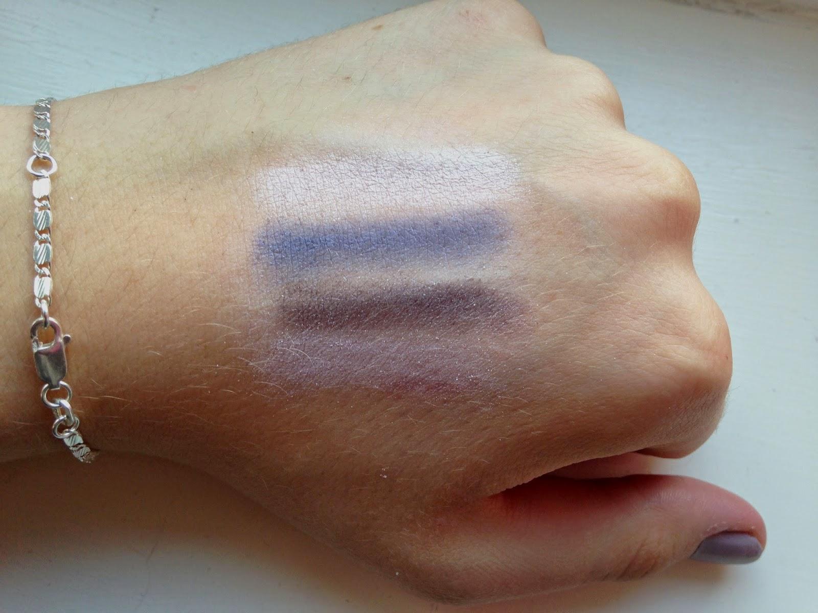 ELF Brightening Eye Colour Palette Silver Lining