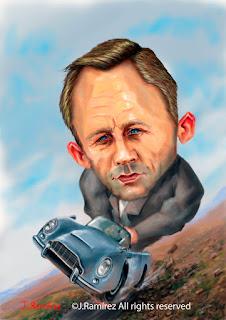 Daniel Craig 007 Bond