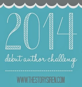 Add TWELVE STEPS to your Debut Author's Challenge Reading List!