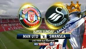Live Streaming Man Utd vs Swansea City EPL 16 Ogos 2014