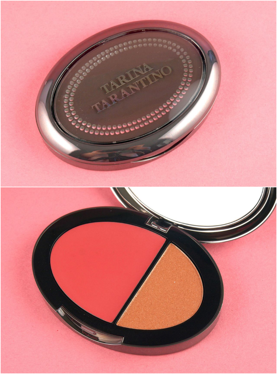 "June 2014 Wantable Makeup Box Review Unboxing Tara Tarantino Dollskin Cream Blush in ""Coral Cameo"""