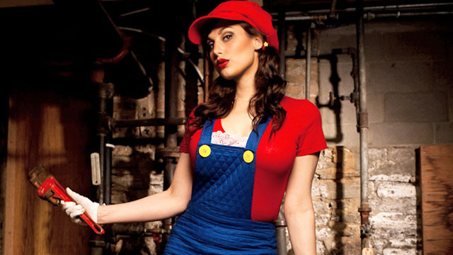 mario brothers cosplay meagan marie
