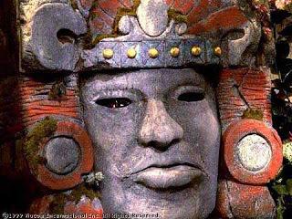 Olmec, Legends of the Hidden Temple