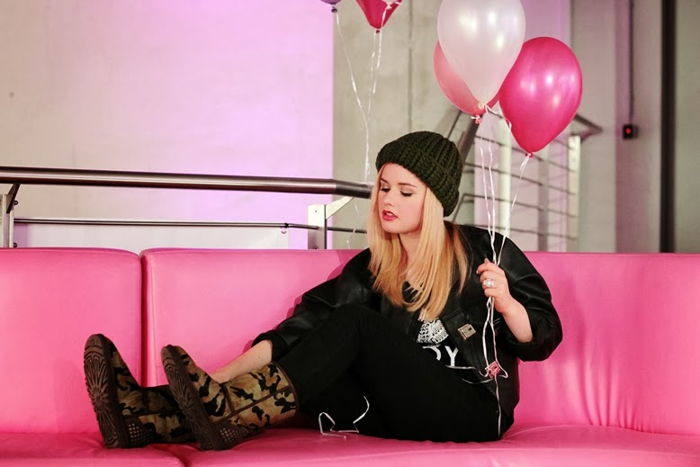 Swap in the City Event,WOMENS ROWLAND Ugg Boots,ugg boots MODEL: 1003389, ugg military boots, ugg boots military style, how to comine womens rowland ugg boots, wie kombiniert man ugg boots im military style, blogger, was zieht man im nhow hotel an