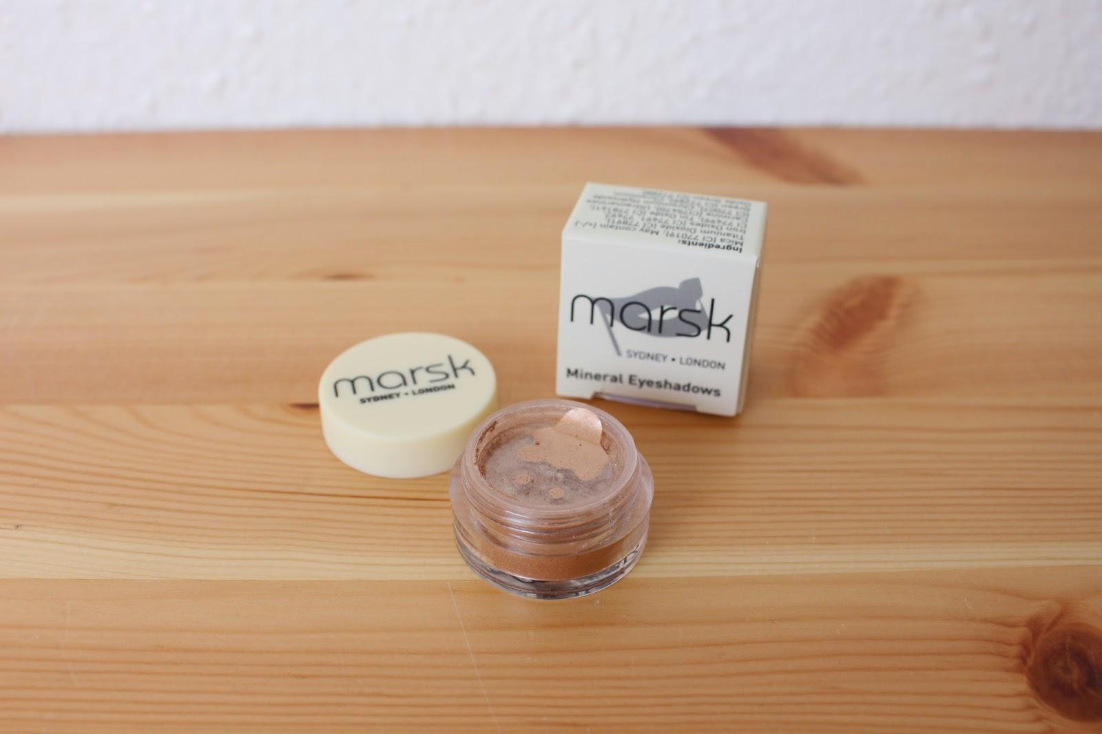 Marks Mineral Eyeshadow