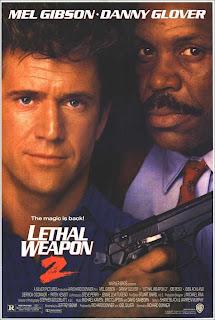 Arma letal 2 (Arma mortal 2) (Lethal weapon 2) (1989) Español Latino