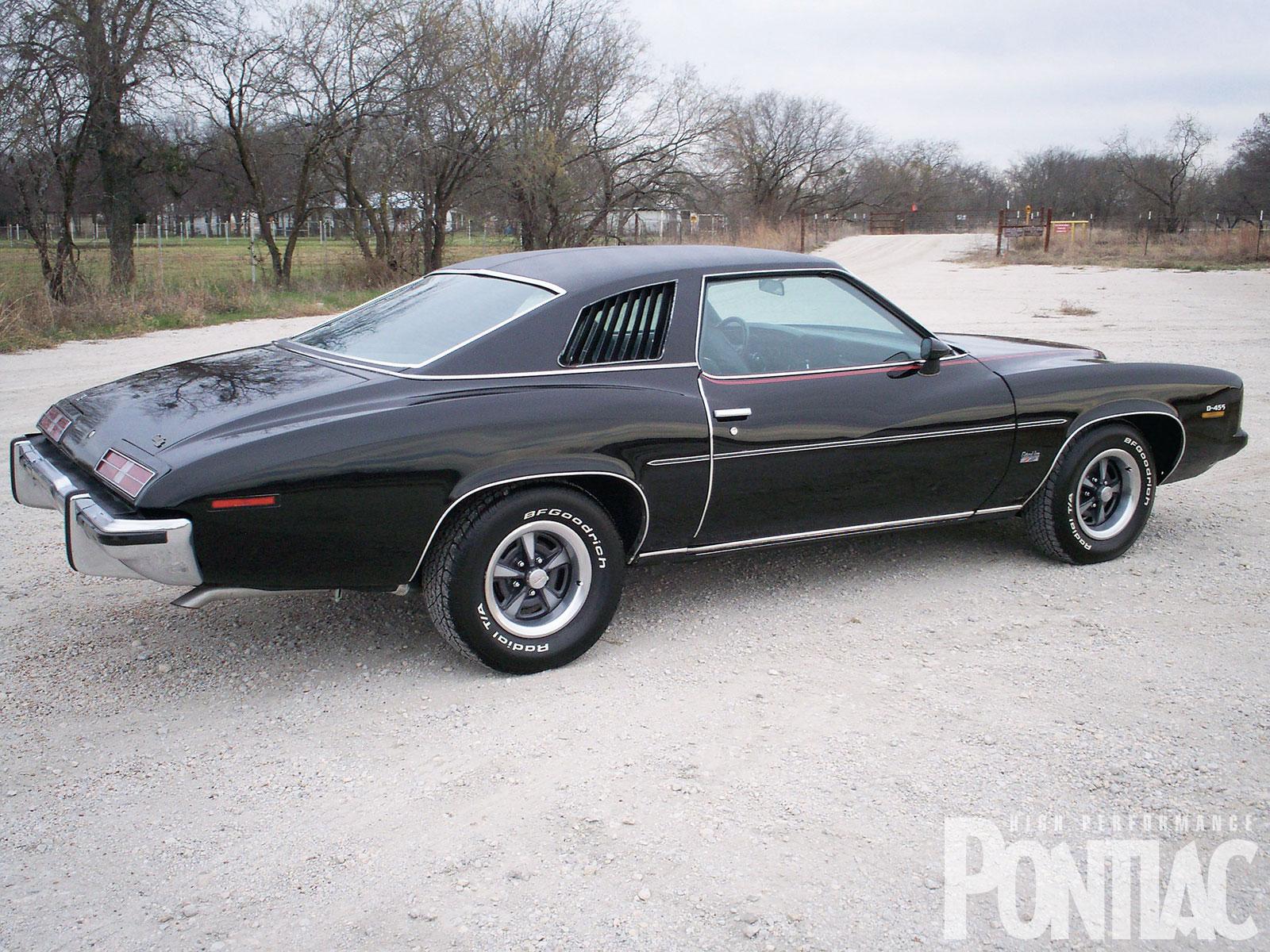 Inovatif Cars 1973 Pontiac Grand Am