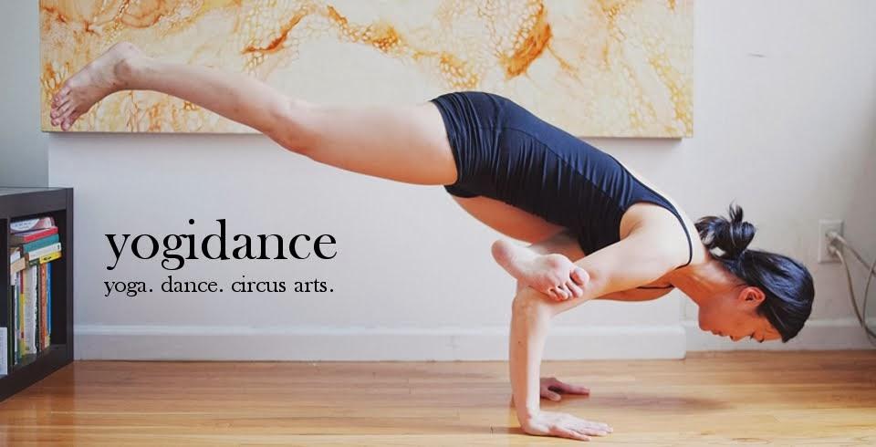 Yogi Dance | Yoga. Dance. Circus arts.