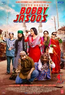 Bobby Jasoos Cast and Crew