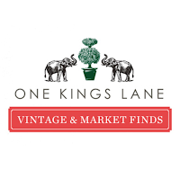 One Kings Lane -Vintage &amp; Market Finds