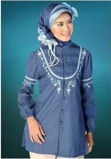 Foto Baju Muslim Bagus