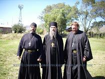 Monjes bizantinos (católicos, de regla estudita) en Argentina