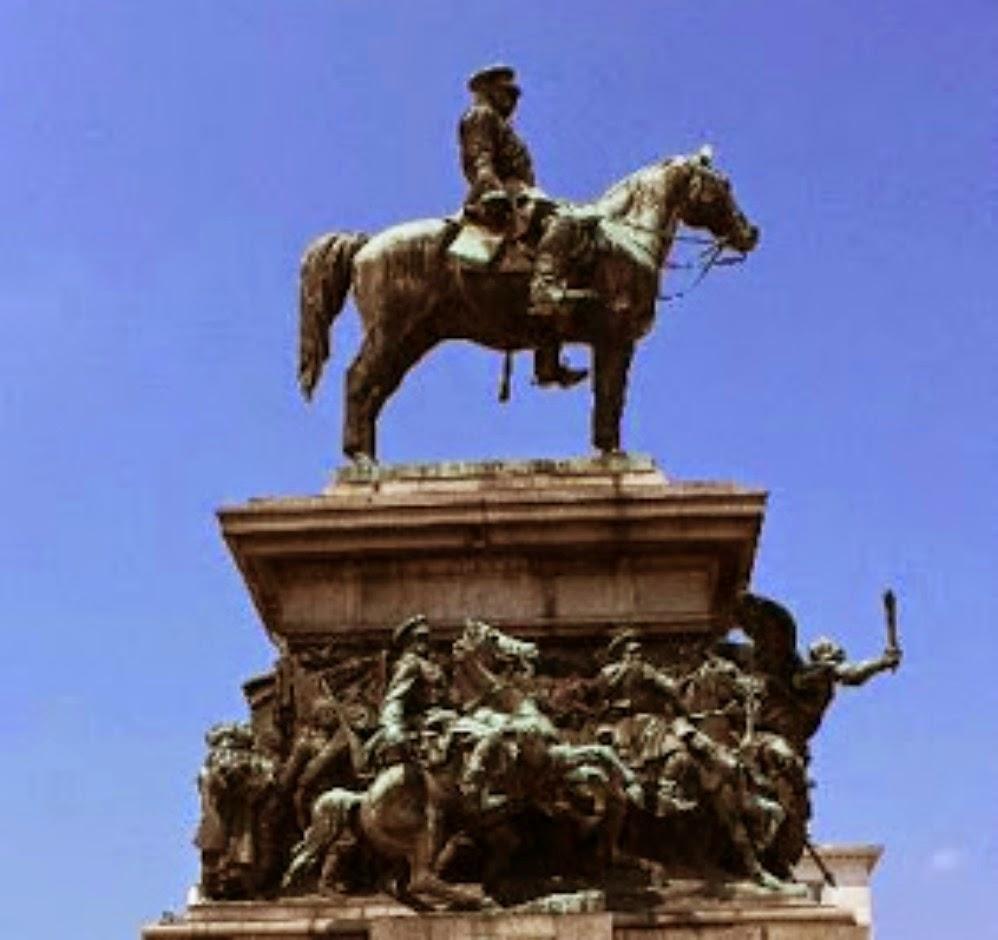 Estatua del zar Alexander II