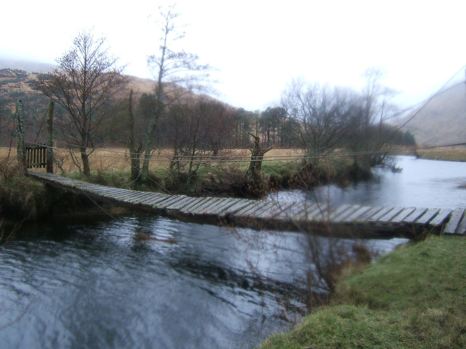 bridge on the river - photo #6
