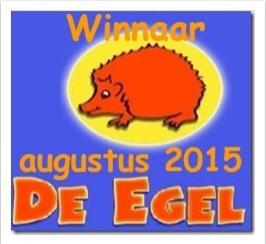 Winnaar Augustus