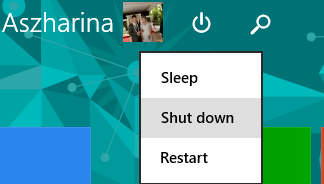 Setiap komputer pada ketika sudah final digunakan niscaya akan dimatikan Cara Cepat Shutdown, Restart, dan Sleep Pada Komputer