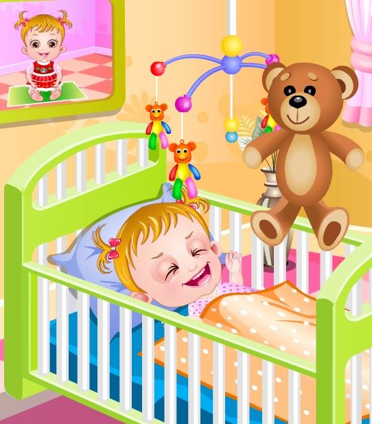 baby hazel games free
