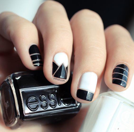 15 Unique Nail Art Designs