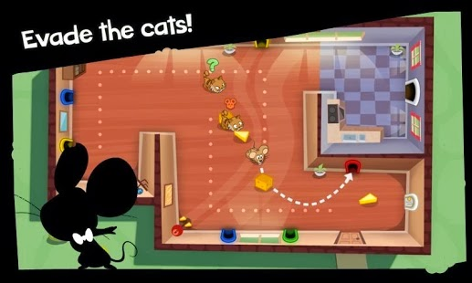 SPY Mouse + Data Android Game