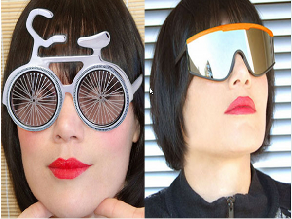 Giant Vintage Sunglasses – Unique Eyewear For Everybody!