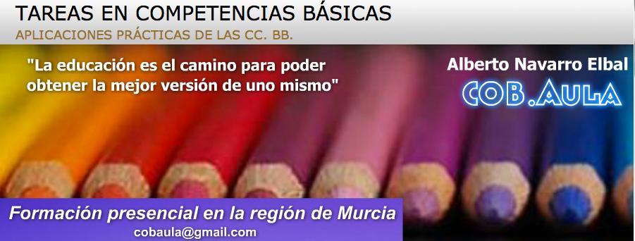 TAREAS COMPETENCIAS BÁSICAS