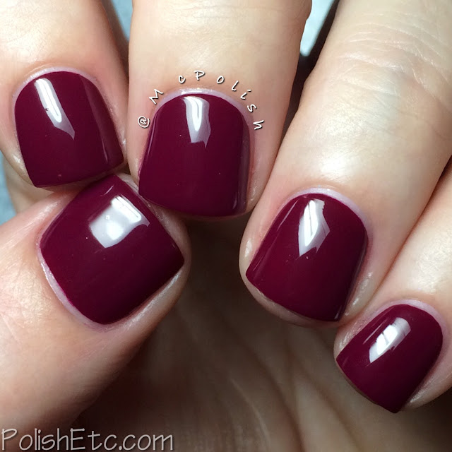 KBShimmer Fall 2015 Collection - Such a Vlad-ass - McPolish