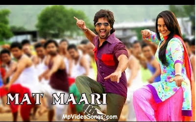 Mat Maari (R... Rajkumar) Songs Video HD Mp4 Download