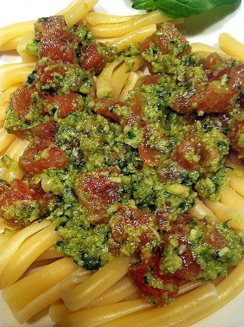 Pesto a la trapanese