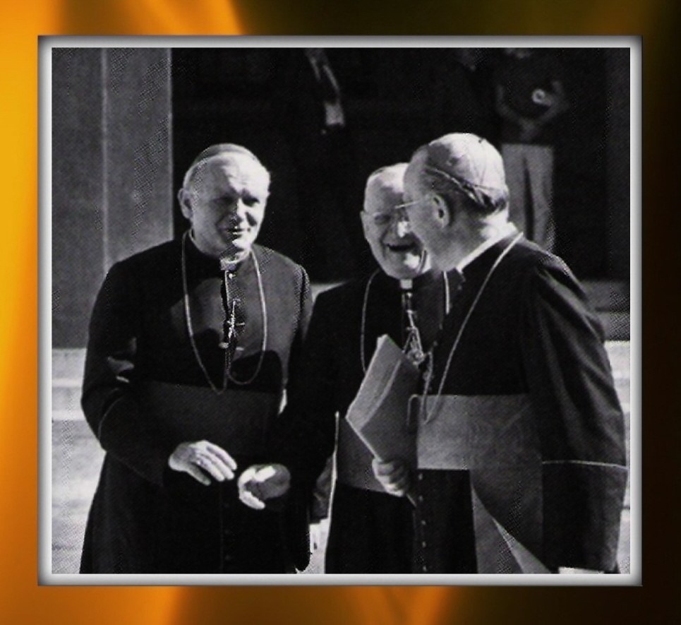 a biography of karol wojtyla Witness to hope: the biography of pope it does a learned job in providing backgrounds to the political and social climates covered in karol wojtyla's.